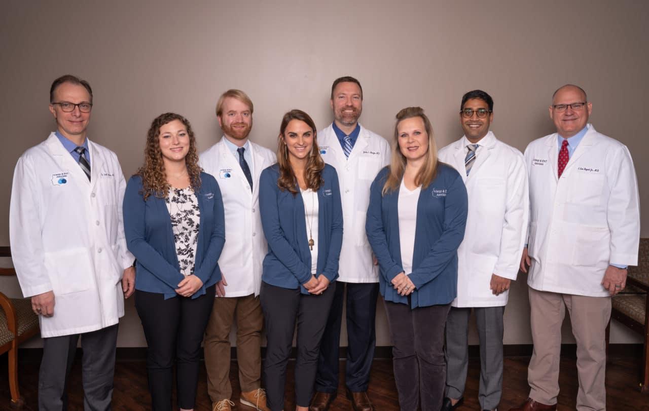 Allergy & ENT Associates Staff Picture